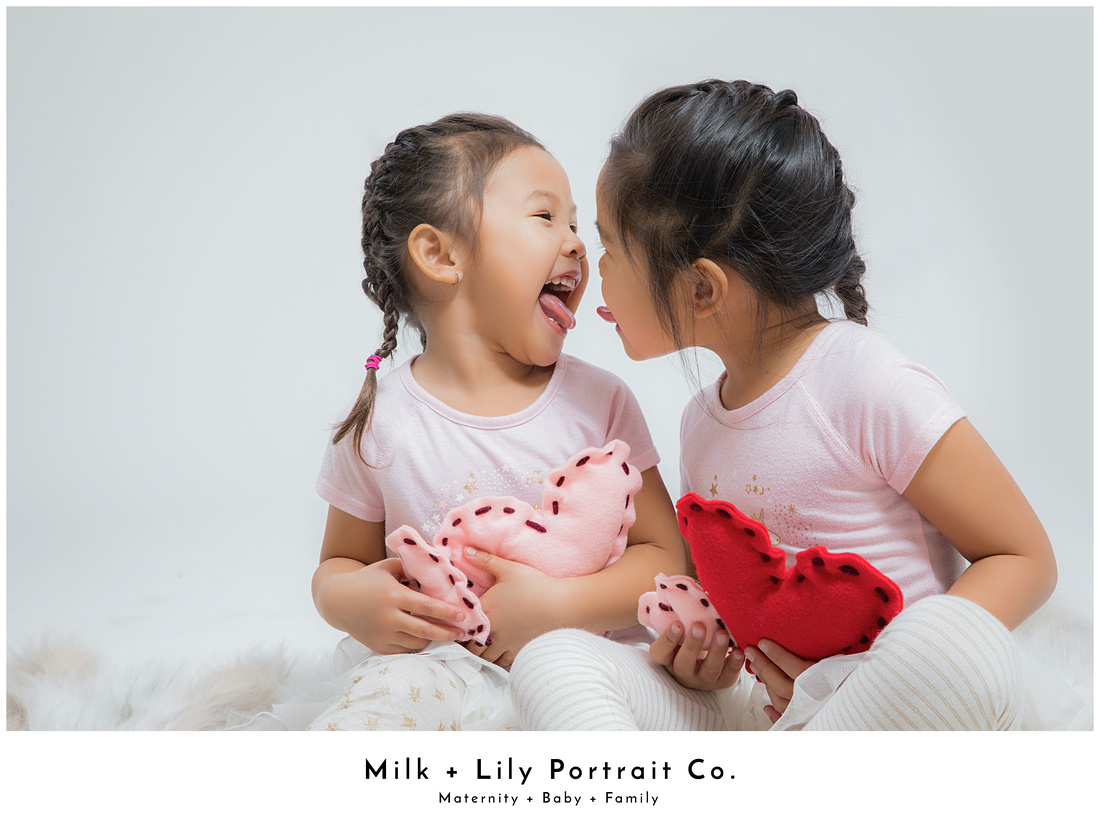 Maternity, Newborn, and Family Photos by Milk and Lily Portrait Co.